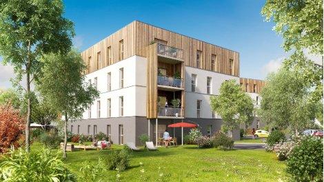 Appartements neufs Le Clos du Moulin investissement loi Pinel à Wattrelos