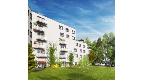 Appartements neufs Lill'Ô Vert investissement loi Pinel à Lille