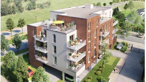 Appartement neuf Le Carre Saint Honoré à Amiens