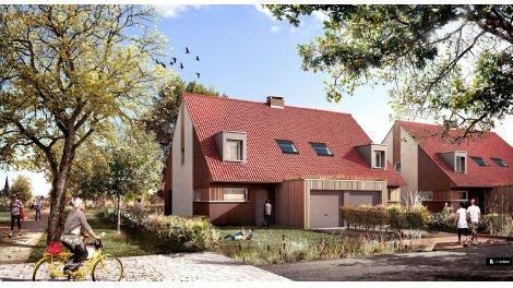 immobilier ecologique à Hallennes-Lez-Haubourdin