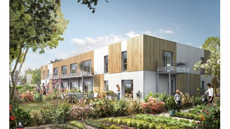eco habitat neuf à Hallennes-Lez-Haubourdin