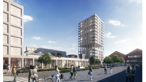 immobilier neuf à Lille