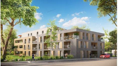 appartement neuf à Reims