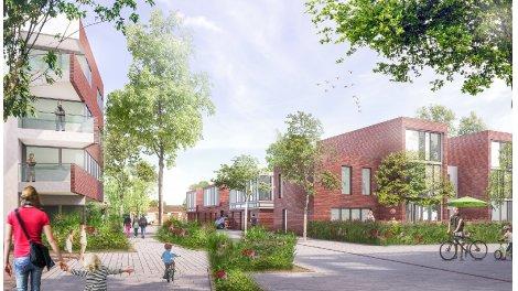 Appartements et maisons neuves Neo Village investissement loi Pinel à Lille