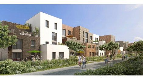Appartements neufs Vill'Arborea investissement loi Pinel à Lomme