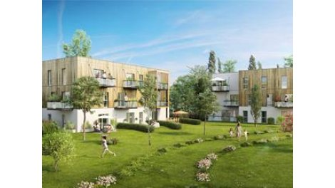 Appartement neuf Green Station investissement loi Pinel à Comines