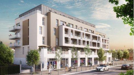 Appartement neuf Park Avenue éco-habitat à Amiens