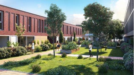 Appartements et maisons neuves Axessio éco-habitat à Lille