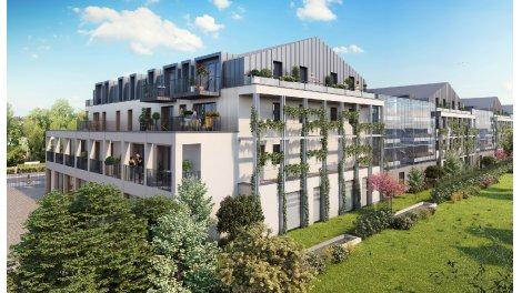 immobilier ecologique à Chantilly