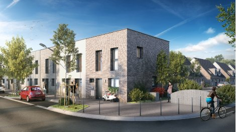 immobilier basse consommation à Beuvrages