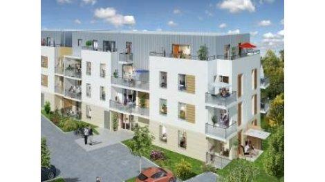 Appartements neufs Atmosphere investissement loi Pinel à Poitiers