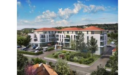 Appartement neuf La Canopee éco-habitat à L'Isle-d'Espagnac