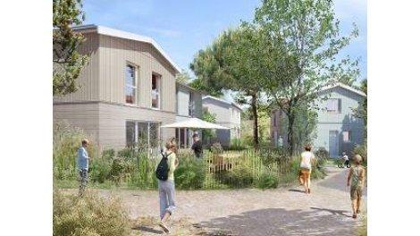 Maisons neuves Domaine Bois Marin à Saint-Palais-sur-Mer