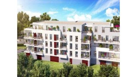 Appartement neuf Cap Royan II éco-habitat à Royan