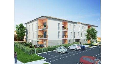 Appartements neufs Aquarelle investissement loi Pinel à Mignaloux-Beauvoir