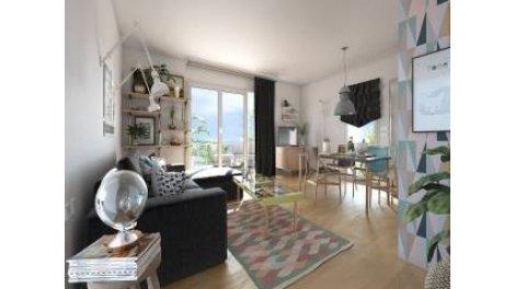 Appartement neuf Prochainement a la Rochelle éco-habitat à La Rochelle