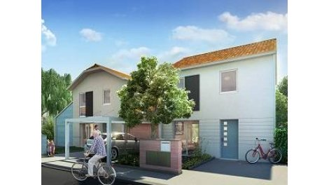 Appartements et maisons neuves Les Villas Corail éco-habitat à Chatelaillon-Plage