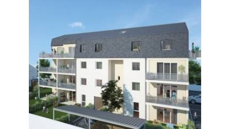 Appartements neufs Osmose investissement loi Pinel à Le Mans