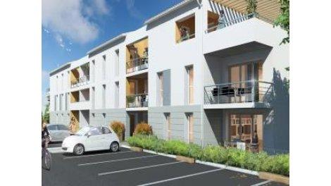 appartement neuf à Saint-Benoit