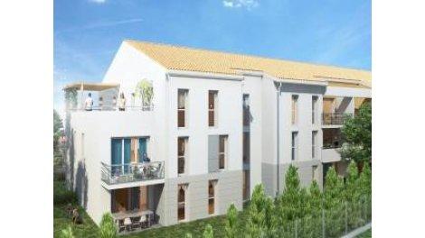 logement neuf à Saint-Benoit