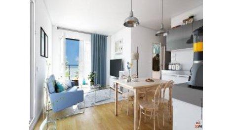 Appartement neuf Prochainement a Rochefort à Rochefort