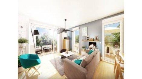 Appartement neuf Prochainement a Saintes éco-habitat à Saintes