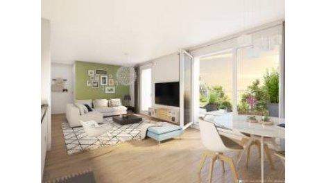 Appartement neuf Prochainement a Larcay à Larçay