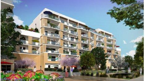 Appartement neuf Eden à Annecy