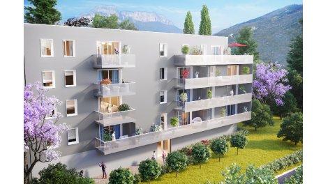 Appartement neuf Enova éco-habitat à La Ravoire
