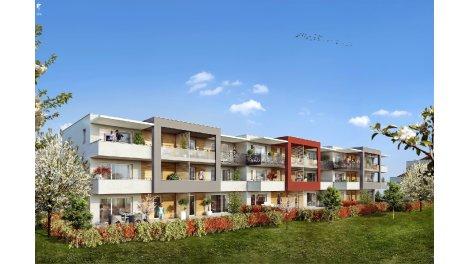 Appartements et maisons neuves Domaine des Rubis à Thonon-les-Bains