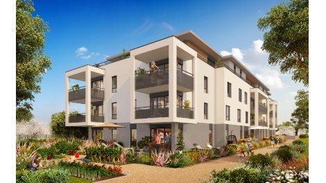 Appartement neuf Le Dahlia à Vétraz-Monthoux