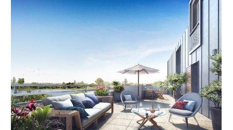 Appartement neuf Parc en Seine éco-habitat à Villeneuve le Roi
