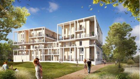 Appartement neuf Les Docks Apollonia investissement loi Pinel à Ris-Orangis