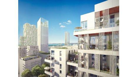 Appartement neuf M-im à Marseille 3ème