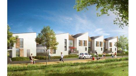 Appartement neuf Coeur Bayonnes investissement loi Pinel à Herblay