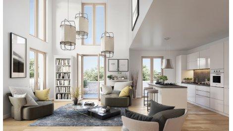 Appartement neuf Vill'Arborea investissement loi Pinel à Lyon 7ème