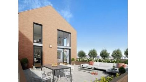 Appartement neuf Villapollonia investissement loi Pinel à Neuilly-sur-Marne