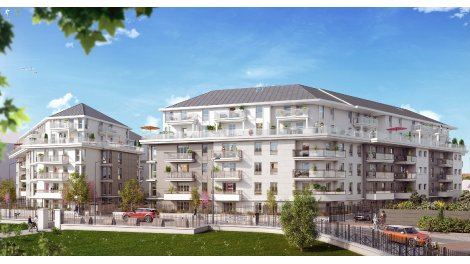 Appartement neuf Quatuor à Drancy