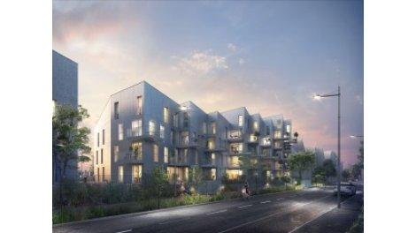 Appartement neuf Neo Nacre investissement loi Pinel à Carrières-sous-Poissy