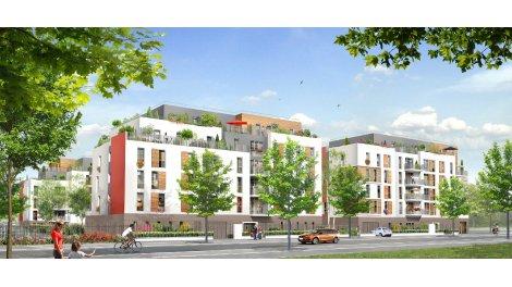 Appartement neuf Declik éco-habitat à Trappes