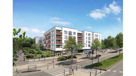 Appartement neuf Nouvel'r investissement loi Pinel à Les-Mureaux