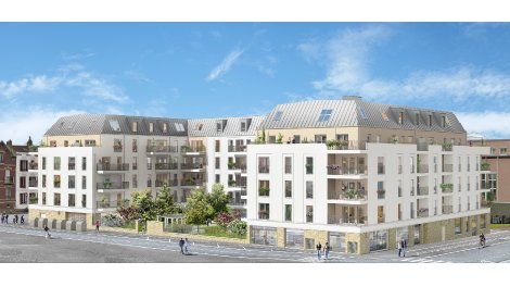 appartement neuf à Poissy