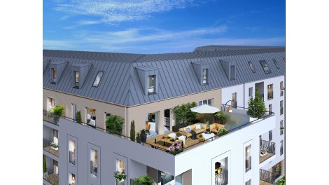 logement neuf à Poissy