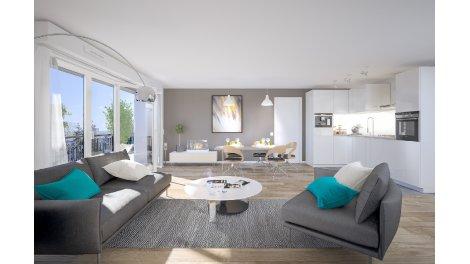 Appartement neuf Privilege investissement loi Pinel à Villejuif