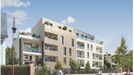 Appartement neuf Elixir à Enghien-les-Bains