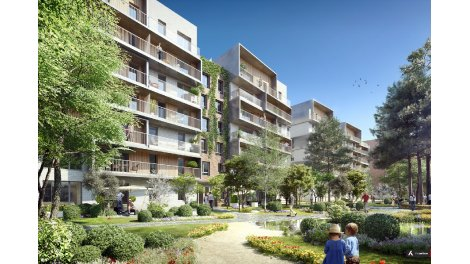 Appartement neuf Signature éco-habitat à Versailles