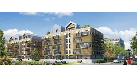 immobilier neuf à Montévrain