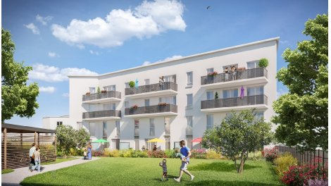 Appartement neuf Renouv'O 2 investissement loi Pinel à Goussainville