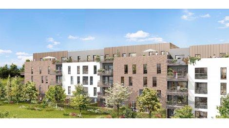 Appartement neuf Evasion éco-habitat à Villemomble