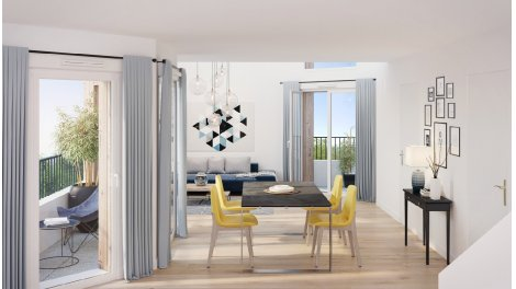 logement neuf à Massy